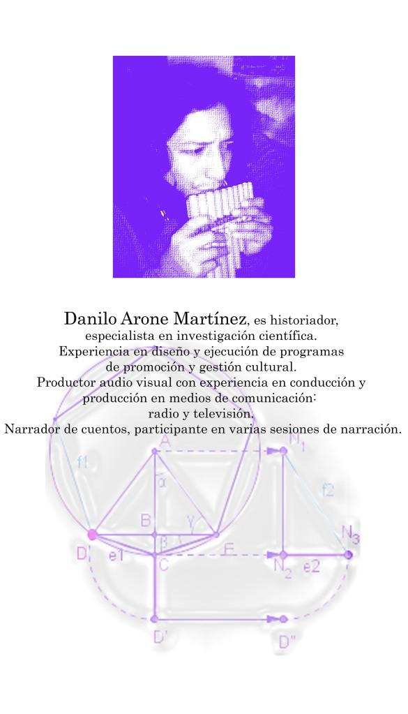 DANILO ARONE MARTINEZ - COLABORATORIO ARTE